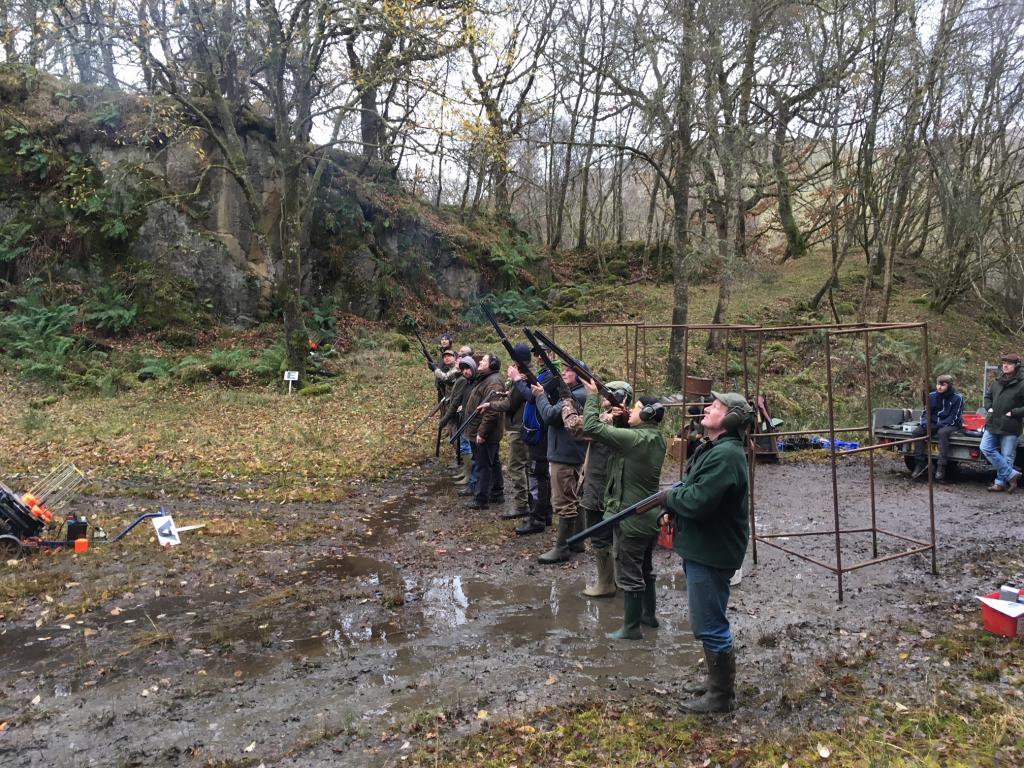 quarry shooting ground